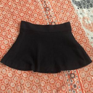 Super soft Talula skirt from Aritzia.